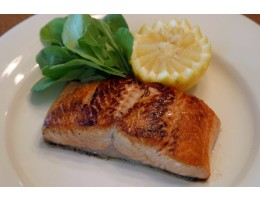 Salmon Fillets ( 8 oz portions)