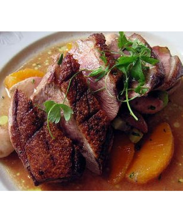 Muscovy Confit of Duck