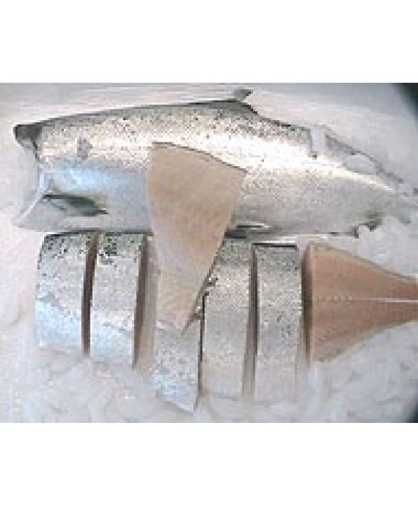 Alaskan Ivory King Salmon (15-30 lbs)