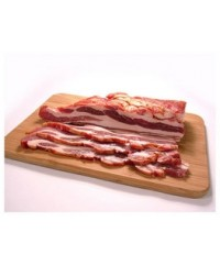 Wild Boar Bacon Slab