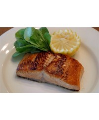Wild Alaskan King Salmon Fillets