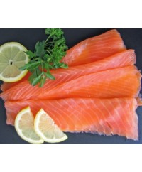 Scottish Smoked Salmon (Presliced 2-3 lb)
