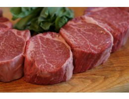 Domestic Kobe Beef Tenderloins (5-7 lbs)